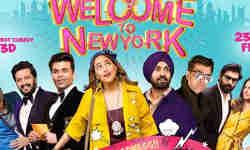 Movie review Welcome to New York: दिलजीत पर पंजाबी सिनेमा का हैंगओवर, रोल में फिट नहीं बैठती सोनाक्षी