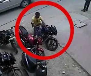 बरेली : बर्खास्त होमगार्ड भाई के साथ मिलकर करता था बाइक चोरी