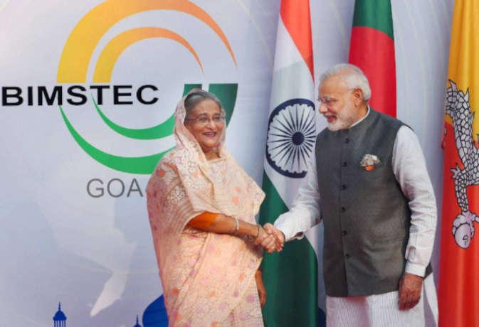 पीएम मोदी काठमांडू में, करेंगे बिम्सटेक नेताआें से मुलाकात