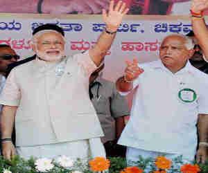 कर्नाटक विधानसभा चुनाव : BJP की पहली सूची में 72 उम्मीदवार, सत्ता में वापसी के लिए येदियुरप्पा संग ये नेता बनेंगे प्रत्याशी