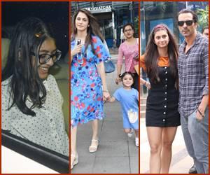अर्जुन रामपाल से लेकर ईशा कोप्पिकर    जब अपनी बेटियों संग घूमने निकले ये स्टार पेरेंट