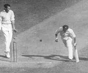 इस गेंदबाज के चलते ब्रैडमैन का औसत नहीं हो पाया था 100 का, आखिरी मैच में जीरो पर हुए आउट