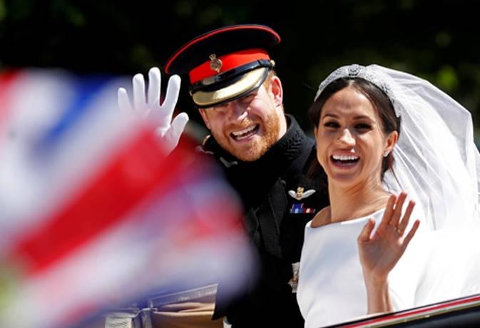 अमेरिका में प्रिंस विलियम से ज्यादा दिखा हैरी का क्रेज, 2.9 करोड़ लोगों ने किया शाही शादी का नजारा