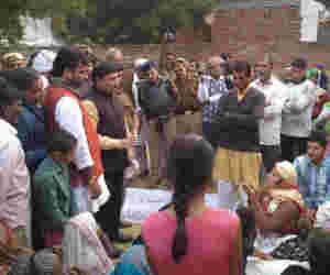बुलंदशहर कांड में NHRC खफा, विपक्ष ने उठाए सवाल