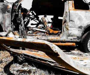 उत्तराकाशी में मैक्सी कार खाई में गिरी, पांच की मौत