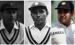 जानिए भारतीय टेस्ट क्रिकेट के इतिहास में किसने बनाई पहली सेंचुरी, लगाया दोहरा व तिहरा शतक