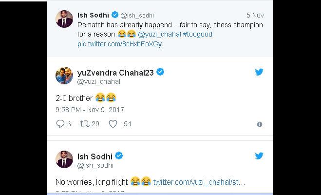 फ्लाइट में आपस में भिड़ गए भारतीय और कीवी खिलाड़ी,फोटो आई सामने