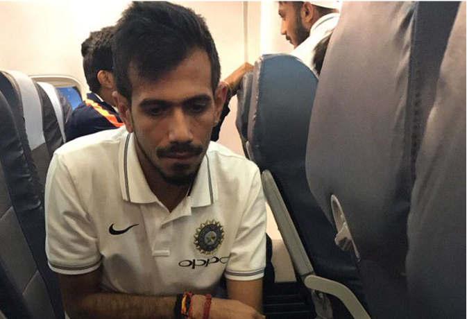 फ्लाइट में आपस में भिड़ गए भारतीय और कीवी खिलाड़ी, फोटो आई सामने