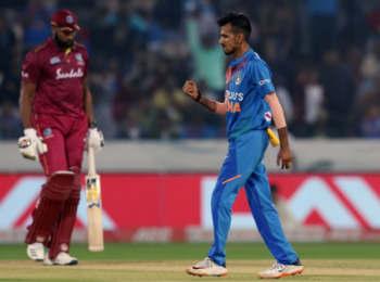 India vs West indies 1st T20I: चहल ने की अश्विन के रिकाॅर्ड की बराबरी, बने हाईएस्ट इंडियन विकेट टेकर