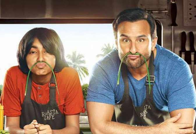 Movie Review Chef : यह शेफ सिर्फ खाना नहीं रिश्ते भी बना लेता है