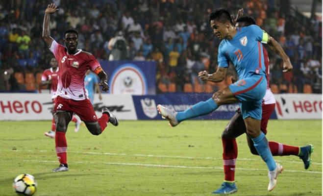 रोनाल्डो और मेसी से बेहतर एवरेज है इस भारतीय फुटबॉलर का,कर चुके हैं इतने गोल