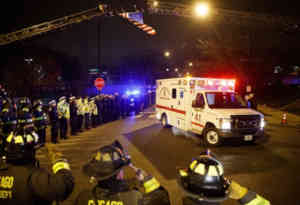 अमेरिका के एक अस्पताल में गोलीबारी, एक पुलिस अधिकारी और हमलावर सहित चार की मौत