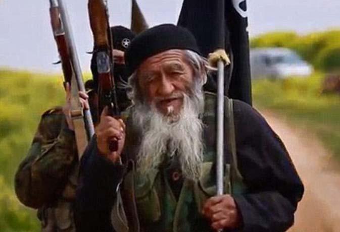 81 साल के चीनी ग्रैंडपा बोले तो ISIS का सबसे बूढ़ा जेहादी
