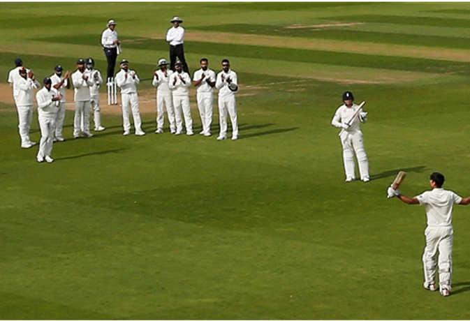 डेब्यू और आखिरी टेस्ट में शतक जड़ने वाले ये हैं 5 बल्लेबाज,कुक के अलावा एक भारतीय भी