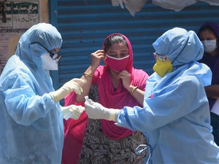 Coronavirus: 5,734 लोग कोरोना की चपेट में 166 की गई जान, 24 घंटे में 17 लोगों की माैत