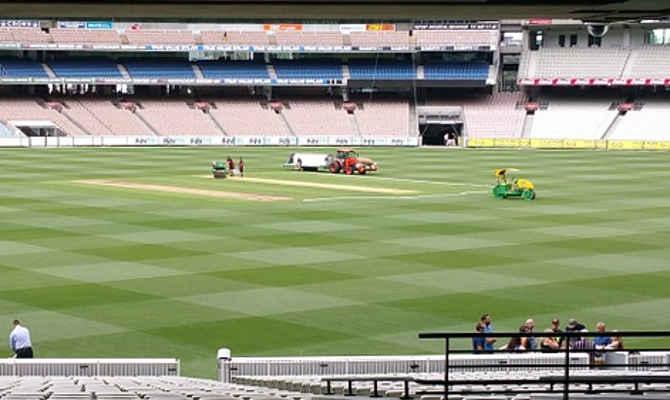 देहरादून में T-20 इंटरनेशनल क्रिकेट मैच की तैयारियां जोरों पर, 3 जून से होगा मुकाबला