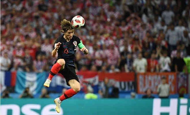 पहली बार फीफा वर्ल्ड कप फाइनल में पहुंची 20वें नंबर की क्रोएशिया