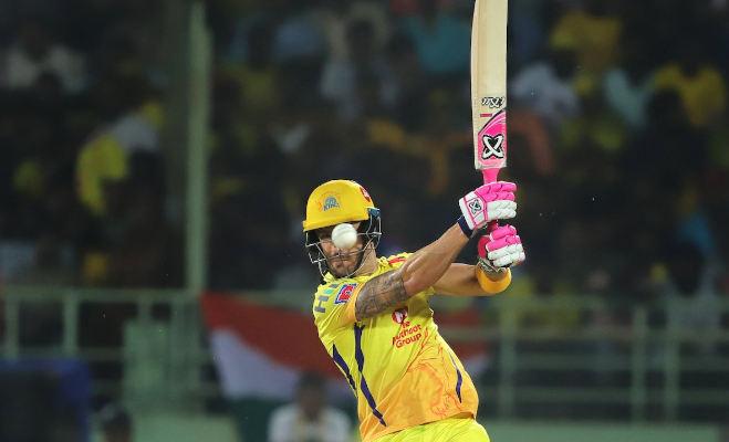 दिल्ली का फाइनल खेलने का टूटा सपना,csk ने dc को क्वाॅलीफाॅयर 2 में 6 विकेट से हराया