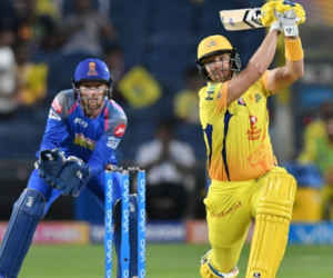 वॉटसन के बल्ले से निकला IPL 11 का दूसरा शतक, चेन्नई ने राजस्थान को 64 रन से दी मात