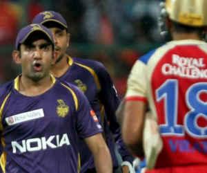 5 साल पहले IPL में ही भिड़ बैठे थे गंभीर-कोहली, आज फिर करेंगे लड़ाई