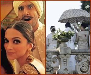 Deepika Ranveer wedding : कोंकणी रीति रिवाज से शादी के बंधन में बंधे रणवीर दीपिका, देखें खास तस्वीरें
