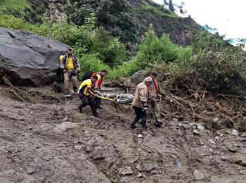 मौसम : उत्तर और दक्षिण भारत में भारी बारिश के आसार, उत्तर भारत में भारी बारिश से तबाही में 28 की मौत