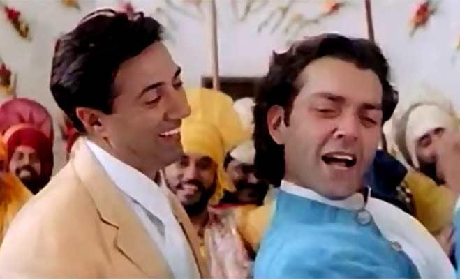 बॉलीवुड की वो फिल्में जब देओल भाई एकसाथ नजर आए