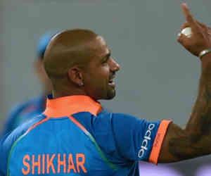 एक मैच में 4 कैच पकड़ने वाले 7वें भारतीय खिलाड़ी बने धवन, जानें पहला कौन था