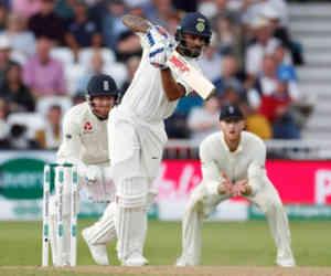 66 साल बाद इंग्लैंड में स्टंप आउट हुआ कोई भारतीय ओपनर बल्लेबाज