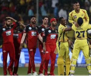 IPL 11 : धोनी के आगे कोहली फेल, सीएसके ने 5 विकेट से मैच जीतकर आरसीबी का बिगाड़ा खेल