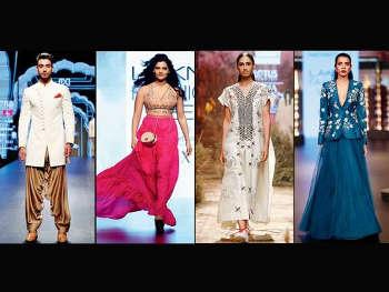 Diwali 2019: 'मिक्स एंड मैच' या 'फ्यूजन' है आपका टेस्ट, दिवाली पर कपड़े लेने से पहले जाने ट्रेंड
