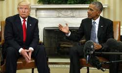 ट्रंप भले ही राष्ट्रपति लेकिन अमेरिकियों में ओबामा का अब भी क्रेज बरकरार