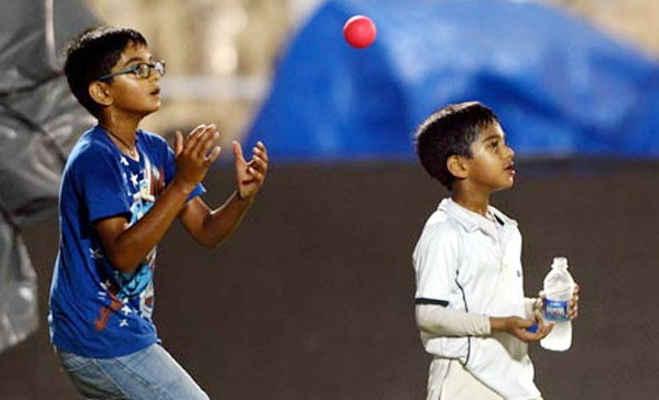 राहुल द्रविड़ का बेटा निकला शानदार क्रिकेटर,इस मैच में जड़ दिया शतक