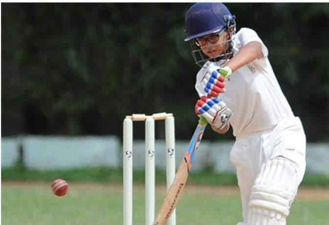 राहुल द्रविड़ का बेटा निकला शानदार क्रिकेटर, इस मैच में जड़ दिया शतक