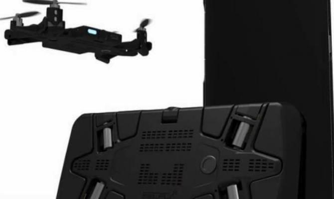 गया सेल्फी स्टिक का जमाना,लॉन्च हुआ ऐसा स्मार्टफोन केस,जो ड्रोन बनकर खींचेगा आपकी सेल्फी!
