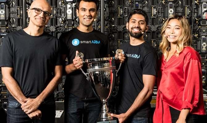 3 भारतीय स्टूडेंट्स ने बनाई फर्जी दवाएं पहचानने वाली मोबाइल ऐप, माइक्रोसॉफ्ट ने दिया हजारों डॉलर का ईनाम