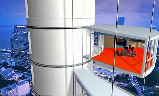 2020 में बनेगा यह अजूबा! इस बिल्डिंग का फ्लोर घूमेगा 360 डिग्री पर