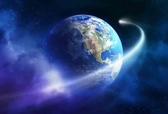 खुलासा! सामने आई बात, कीचड़ की गेंद है हमारी पृथ्वी