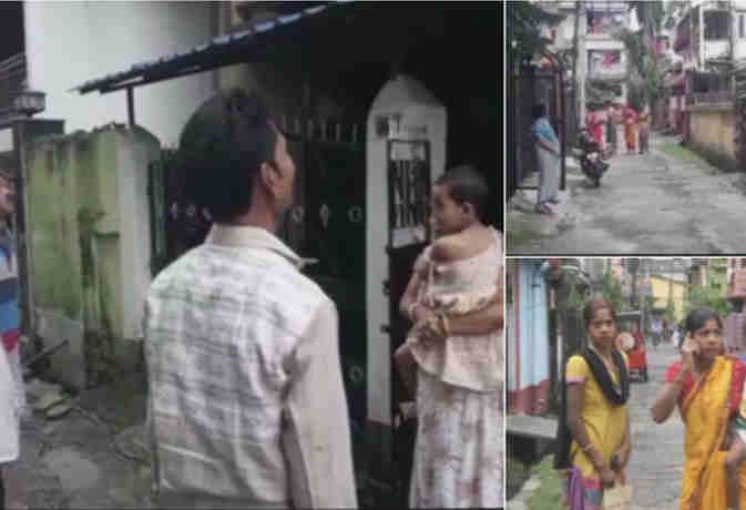 भूकंप से आज फिर हिला उत्तर भारत घरों से बाहर निकले लोग,  इन राज्यों में भी लगे झटके