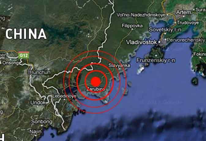 चीन में 5.9 तीव्रता का भूकंप