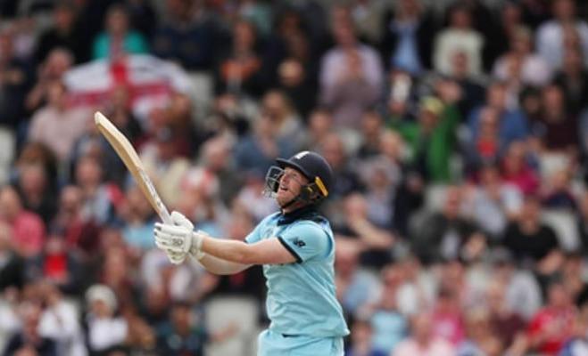 icc world cup 2019 : इंग्लैंड ने पिछले 11 वर्ल्ड कप में जितने छक्के नहीं लगाए,उतने एक मैच में जड़ दिए