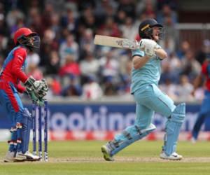 ICC World Cup 2019 : मोर्गन के तूफान में उड़ गया अफगानिस्तान, इंग्लैंड ने 150 रनों से जीता मैच