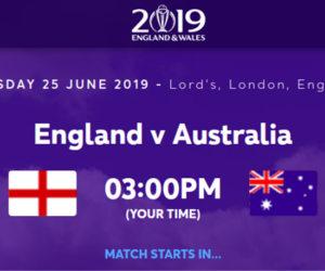 ICC World Cup 2019 : AUS vs ENG Match Preview, 27 सालों से विश्वकप में कंगारुओं को नहीं हरा पाए अंग्रेज