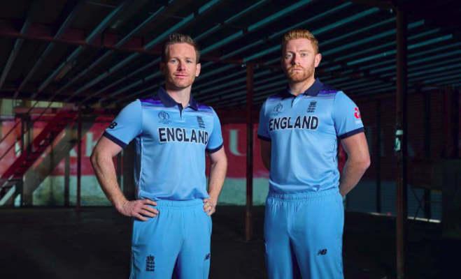 icc world cup 2019 : इंग्लैंड ने जारी की नई जर्सी,यही ड्रेस पहनकर 1992 में आखिरी बार खेला था फाइनल