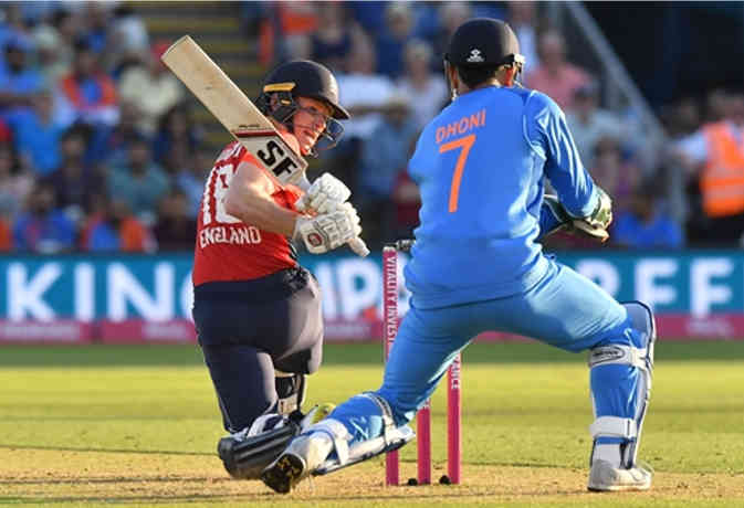Ind vs Eng : न गरजे गब्बर न ही चला रोहित का कवर, इंग्लैंड ने दूसरा टी-20 जीतकर सीरीज की बराबर