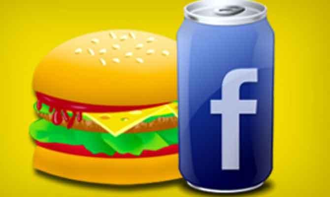 फेसबुक से अब ऑर्डर कर पाएंगे खाना,जल्द शुरु होगी सुविधा