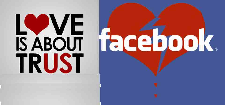 facebook पर बेवफा सनम