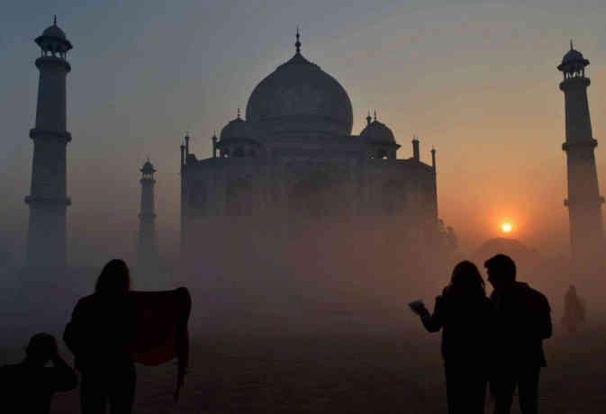 मौसम : काेहरे की चादर में ढका रहेगा उत्तर व पूर्वाेत्तर भारत, तापमान में जारी रहेगी गिरावट