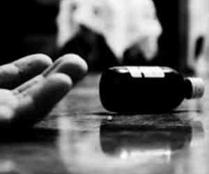 पत्नी की मौत से आहत पति ने बच्चों समेत किया सुसाइड
