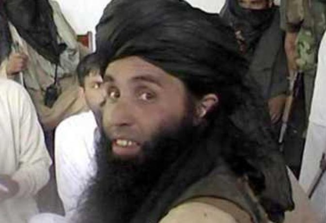 अमरीकी ड्रोन हमले में आतंकी प्रमख मौलाना फजलुल्ला ढेर
